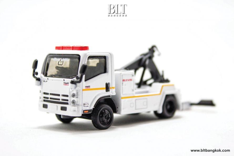 ของเล่นจิ๋ว โมเดลรถบรรทุกพ่วง ISUZU ซีรีส์ N Tiny City TH03