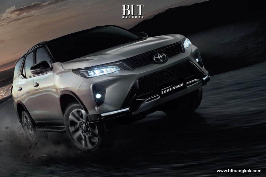 Toyota Fortuner ราคาพิเศษ ปรับโฮมใหม่ในรอบ 5 ปี