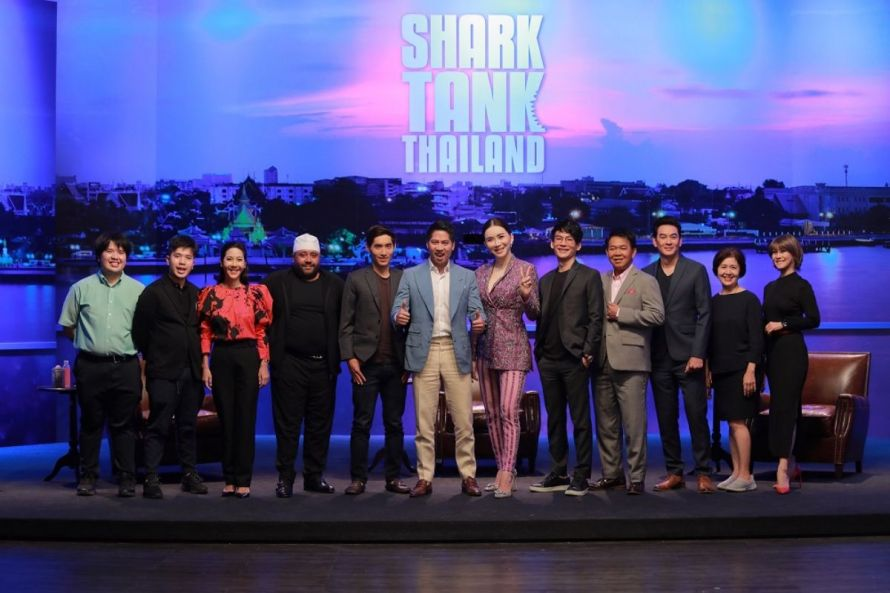 พิธีกร และกรรมการ Shark Tank Thailand Season 2