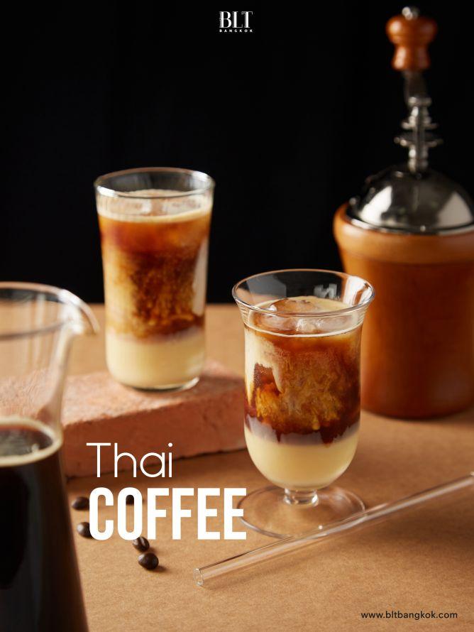 เมนูกาแฟ Thai Coffee ด้วยแคปซูลกาแฟ Nescafe Dolce Gusto Espresso