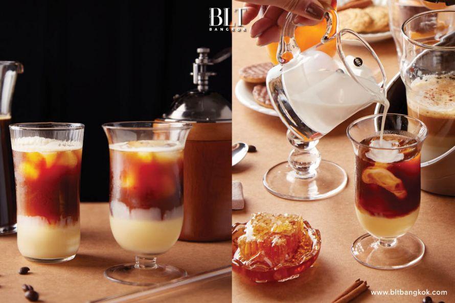 วิธีทำเมนู Thai Coffee ด้วยเครื่องชงกาแฟ และแคปซูลกาแฟ Nescafe Dolce Gusto